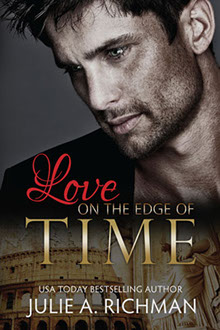Love On The Edge of Time Cover
